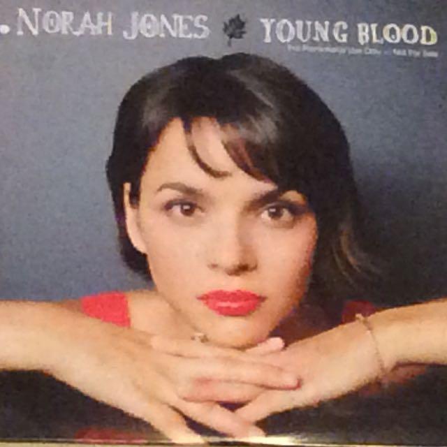 NORAH JONES 諾拉瓊絲Young Blood單曲