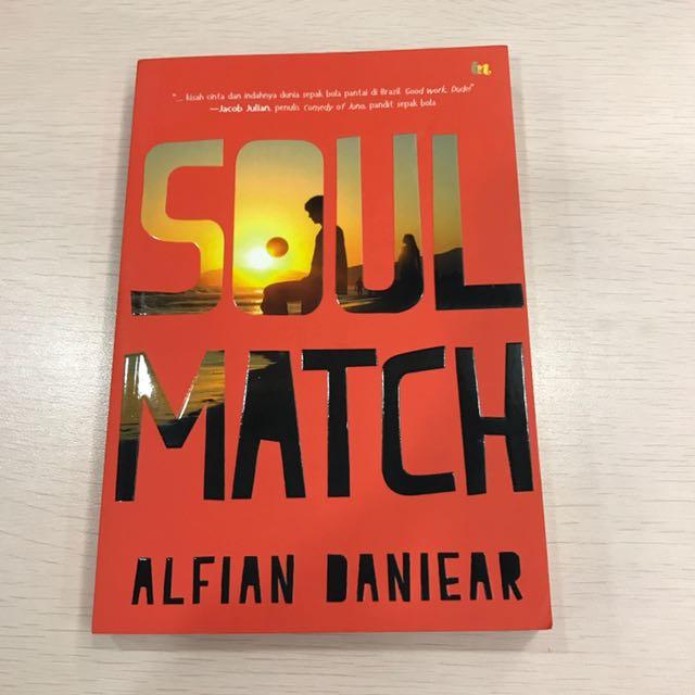 Novel: Soul Match By Alfian Danier