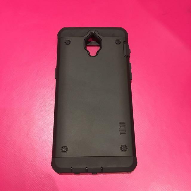 Oneplus 3- Tudia Case(Black)