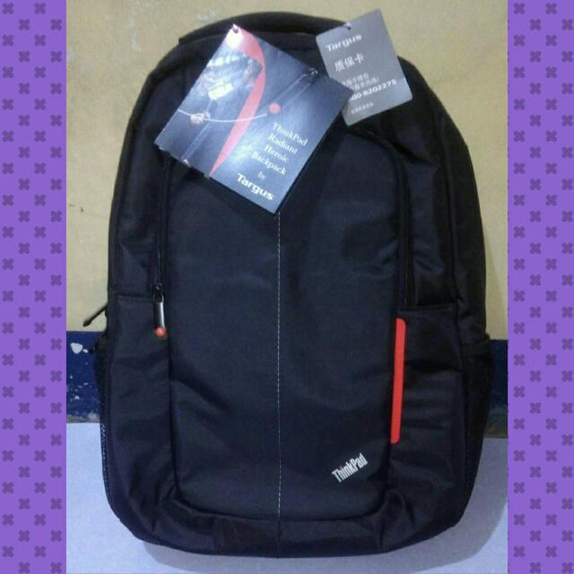 ORIGINAL Thinkpad Radiant Heroic Backpack by Targus 78Y2371