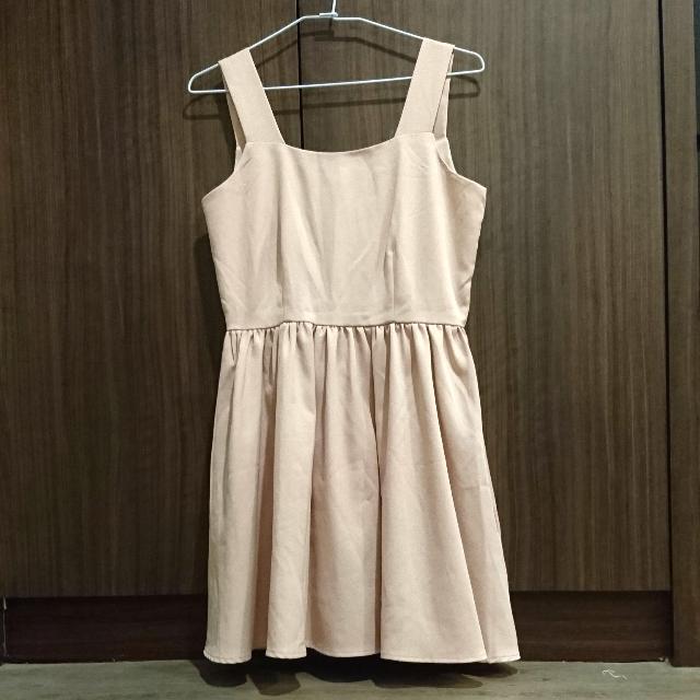 【全新】Pazzo 洋裝 粉紅 S號