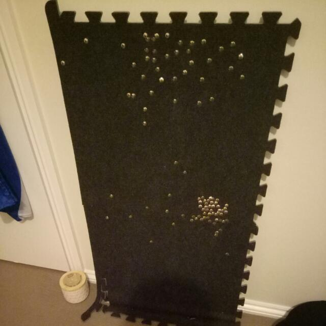 Pin Board With A Twist