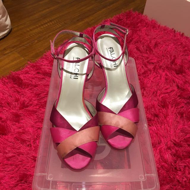 Pink 3-inch Heels
