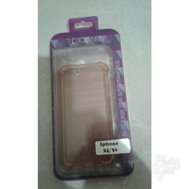 Pink Shockproof Case
