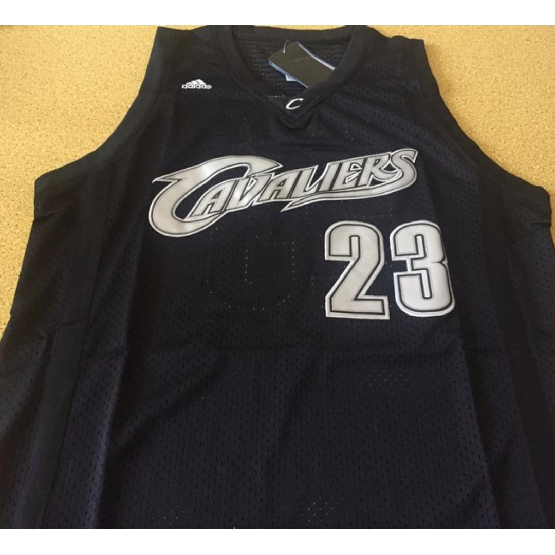 best loved adeb4 1126d [PO] NBA Cleveland Cavaliers Lebron James Swingman Jersey