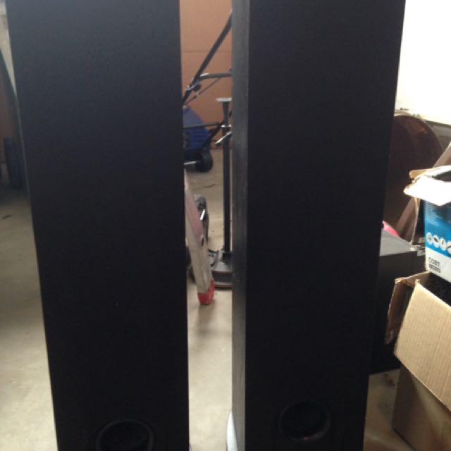 Polk audio Floor Speakers