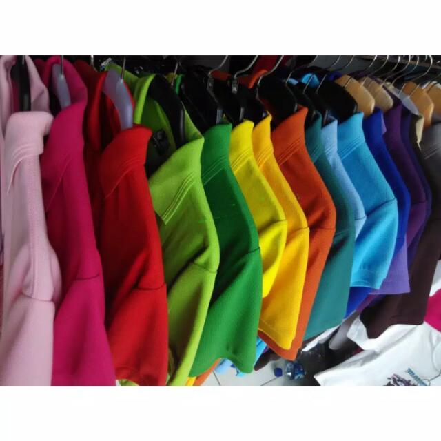 Polo Shirt Murah Berkualitas