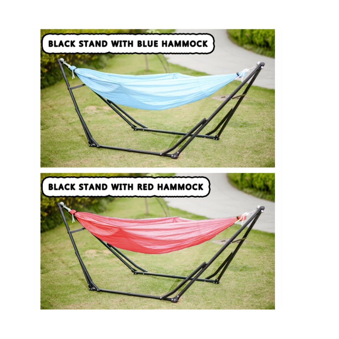 Portable Freestanding Hammock Furniture Others On Carousell