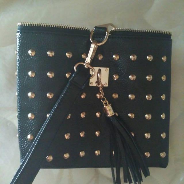 Pouch & Wallet Black