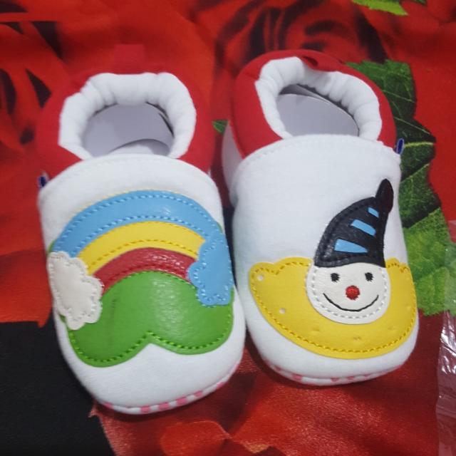 Prewalker Babyfit Size 13