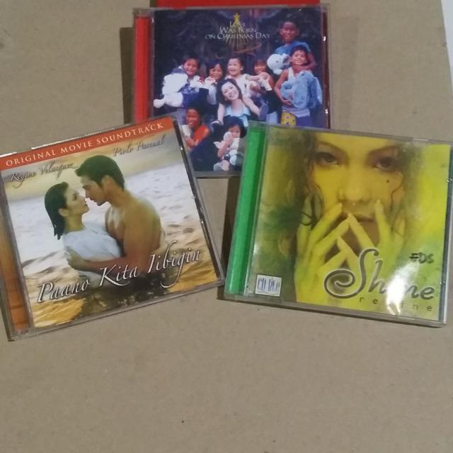Regine: Original CDs