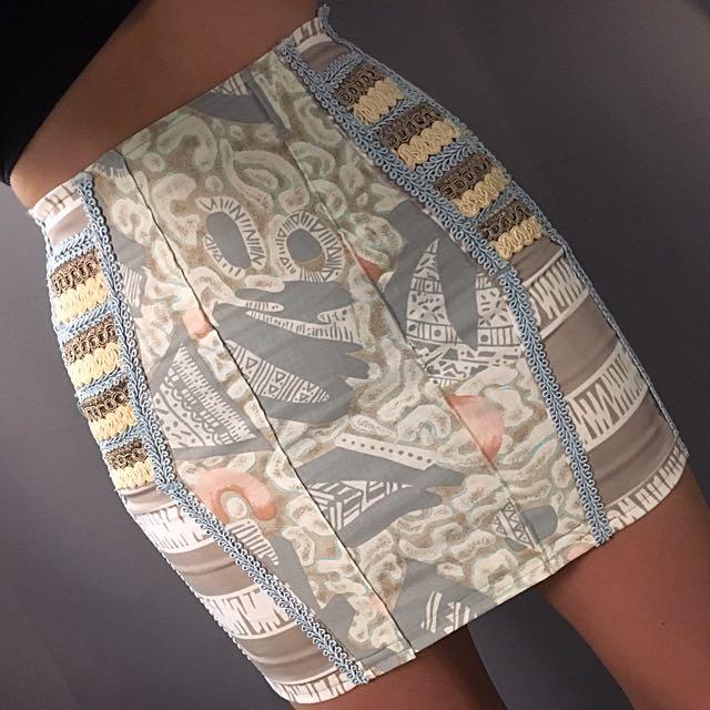 Rowe Lane Mini Skirt