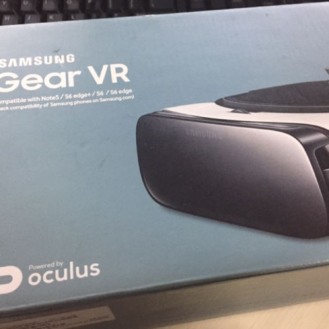 Samsung Occulus VR