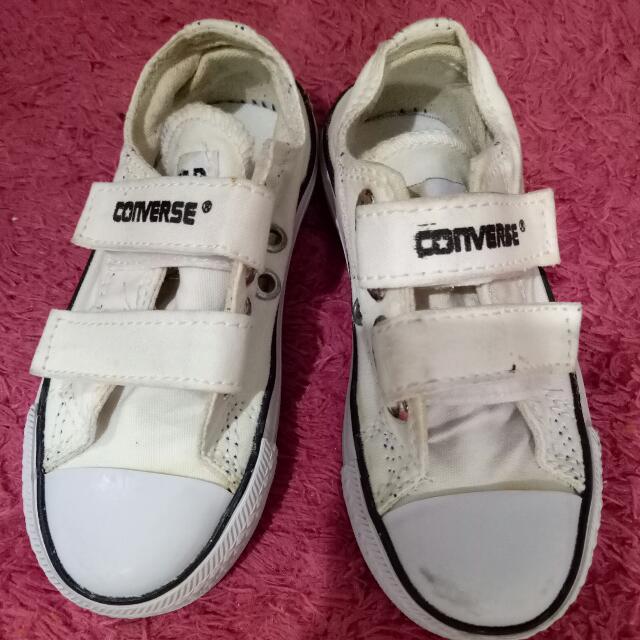 Reprice Sepatu Converse Anak
