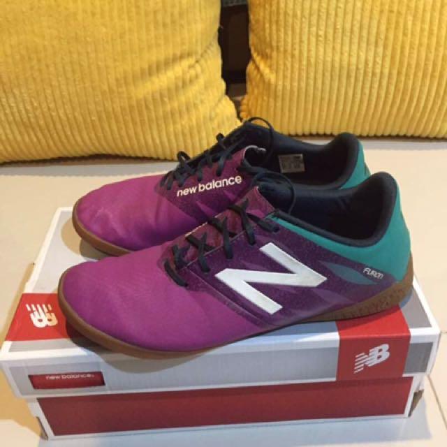 Sepatu Futsal New Balance Furon, Olah