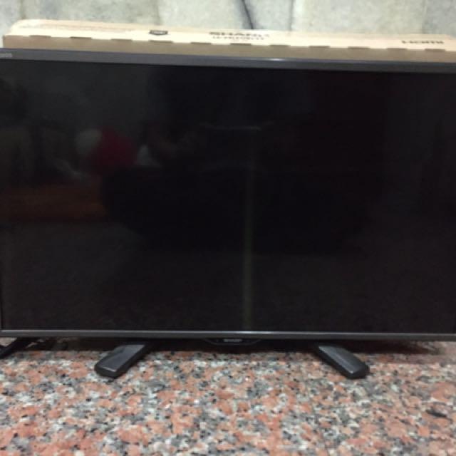 """SHARP AQUOS LED TV 24"""" (LC-24LE170 I-TT)"""