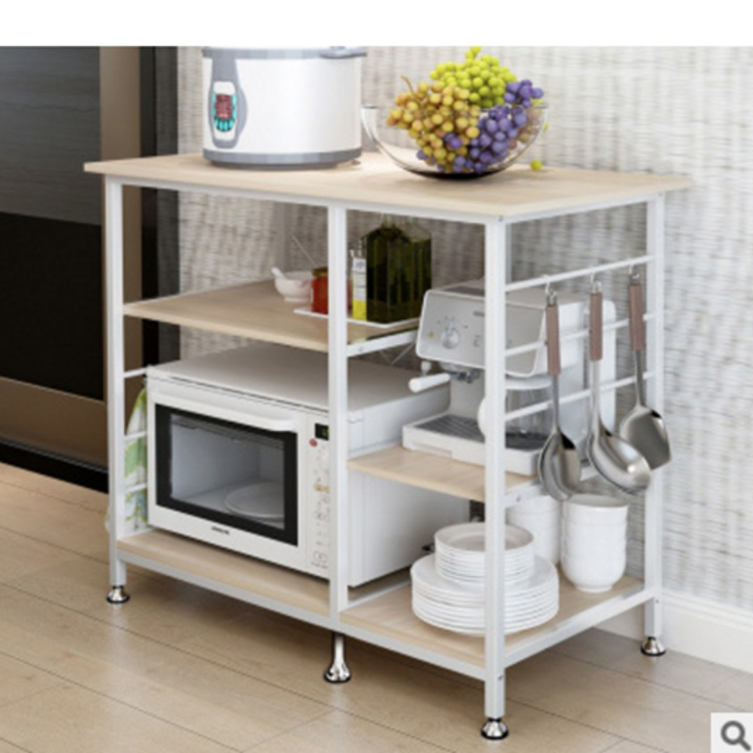 Simple and Neat Kitchen Organizer