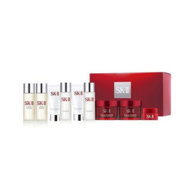 SK II Indulgence Gift Set (Anti-Aging), Health & Beauty, Bath & Body on Carousell