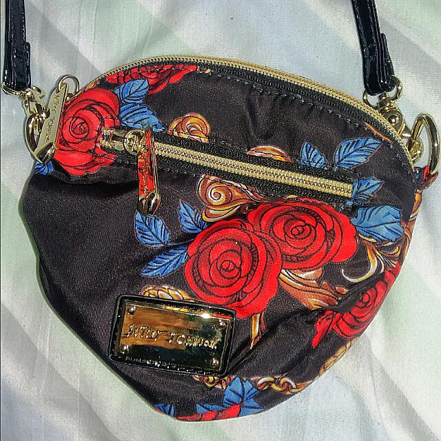 Betsey Johnson Small Crossbody Bag