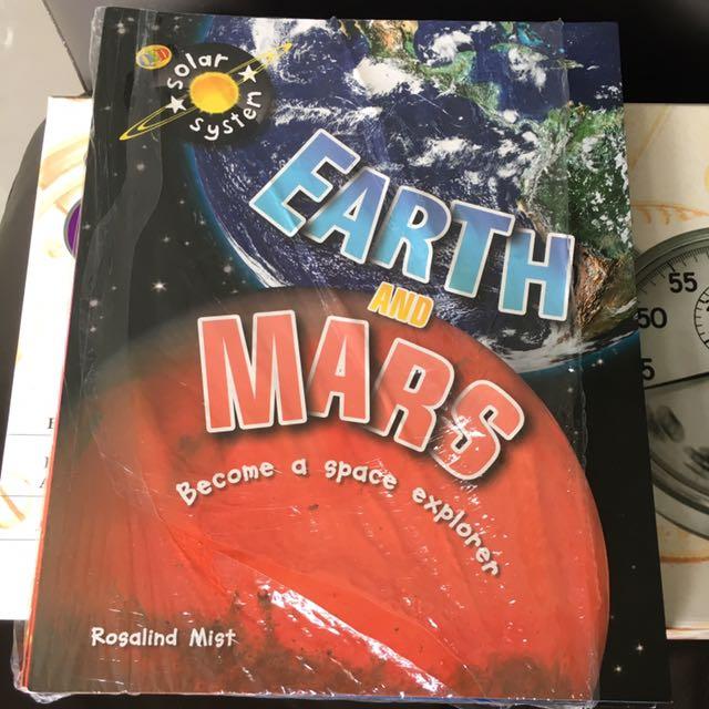 Solar System Books