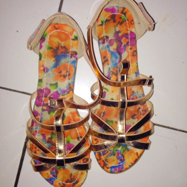 something borrowed gladiator strappy summer sandal