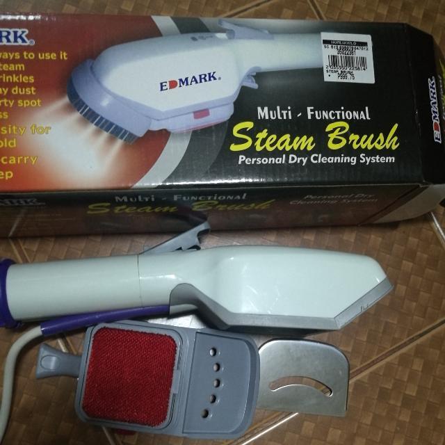 Steam Brush