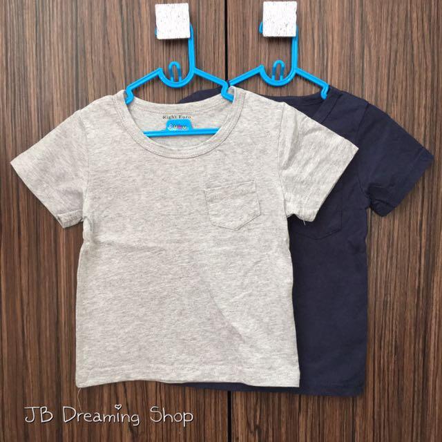 男童T恤 上衣 98公分