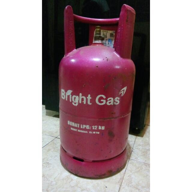 Tabung Kosong Bright Gas LPG