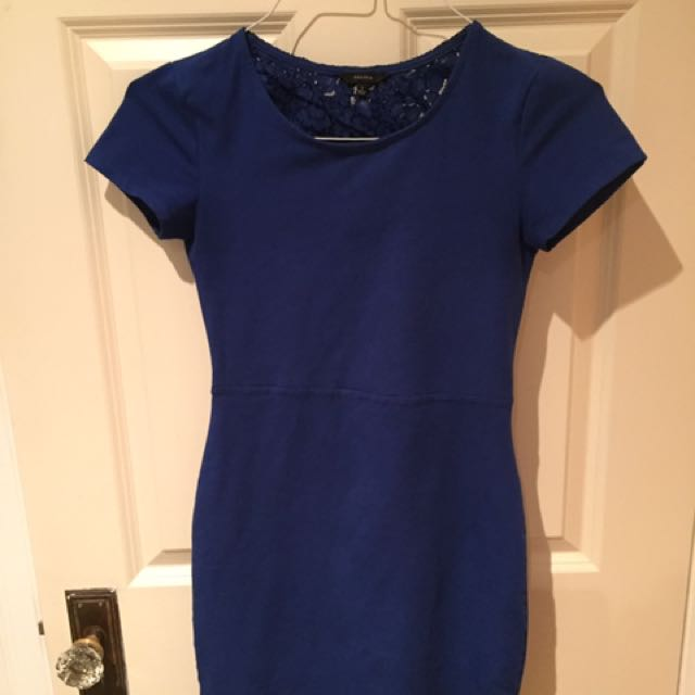 Talula Blue Dress - Size S
