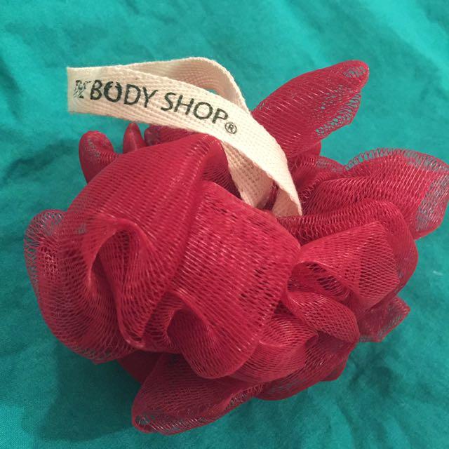 The Body Shop Exfoliator