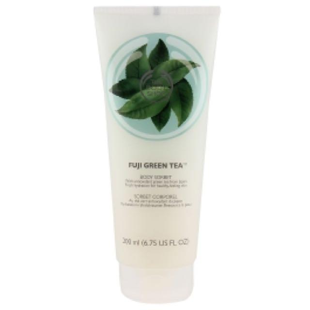 The Body Shop Green Tea Body Sorbet 200ml
