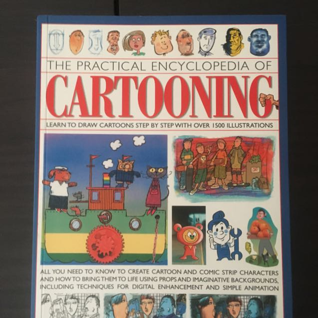 The Practical Encyclopedia Of Cartooning