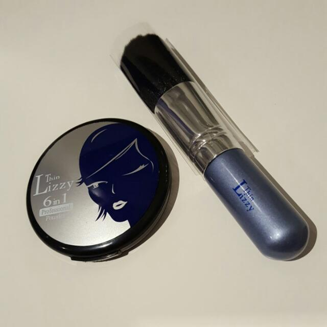 Thin Lizzy 6 In 1 Powder And Brush