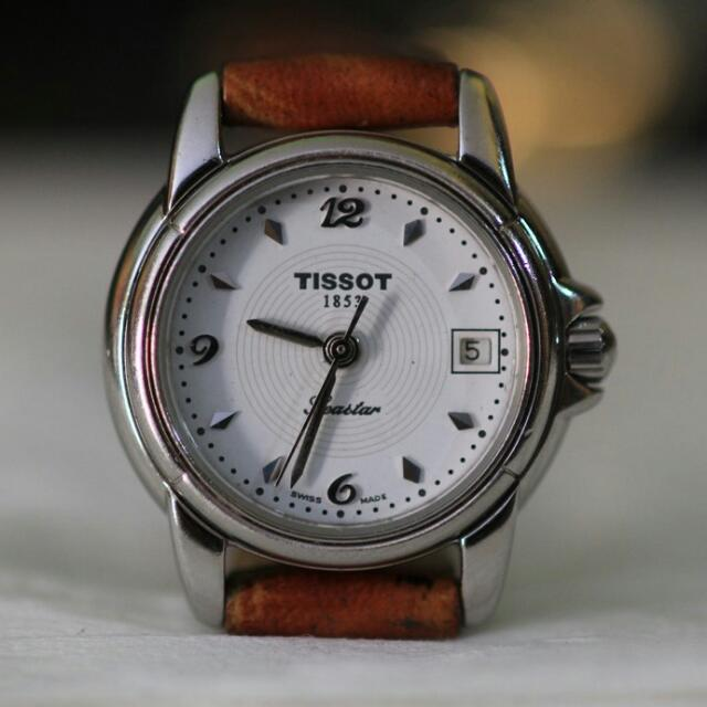 TISSOT Quartz SeaStar Date For Ladies