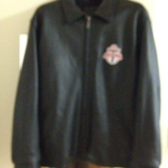 Toronto FC Leather Jacket