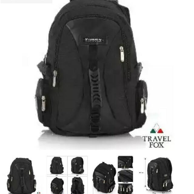 travelfox 多功能電腦包