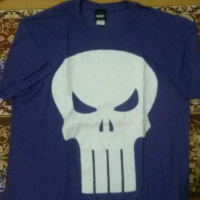 Tshirt Punisher Marvel