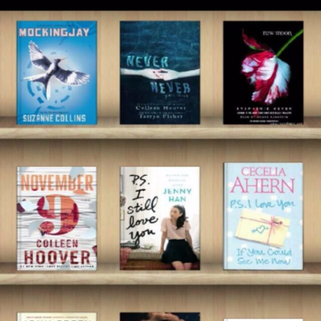 Unli ebooks for 200php sale books books on carousell photo photo photo fandeluxe Gallery