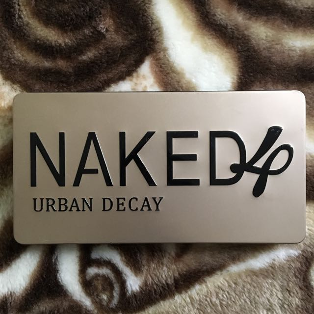 Urban Decay Naked 4 Palette