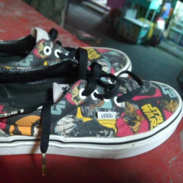 fba168304fe08c Vans Star Wars Limited Edition
