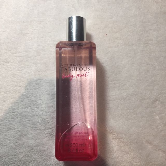 Victoria's Secret Fabulous Body Mist
