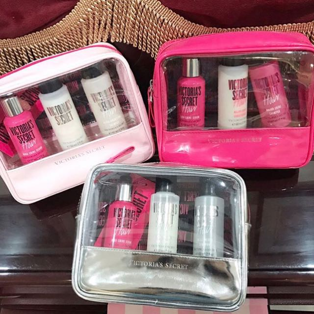Victoria's Secret Haircare Set (100% Original)