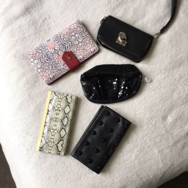 Wallets And Handbags