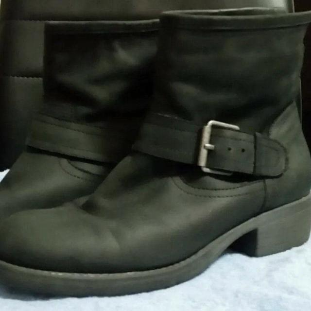 Windsor Smith Soft Leather Boots Size 7