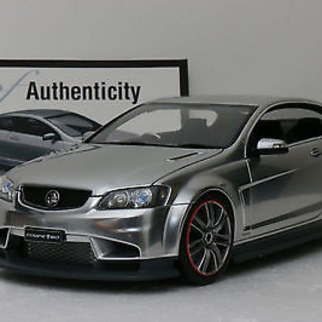 Wts Holden Coupe 60 Concept Chrome 118 Toys Games Bricks