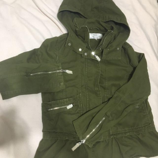 Zara - Trafaluc Jacket