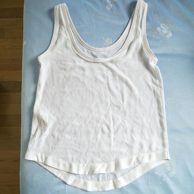 e6d9e0f1 Zara tank top, Women's Fashion, Clothes, Tops on Carousell