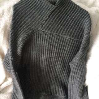 Turtle Neck Sweater From Korea