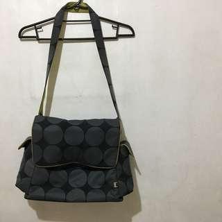 OiOi Nappy/Baby Bag