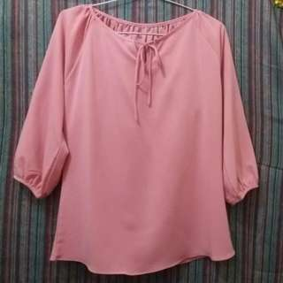 Blouse Soft Pink